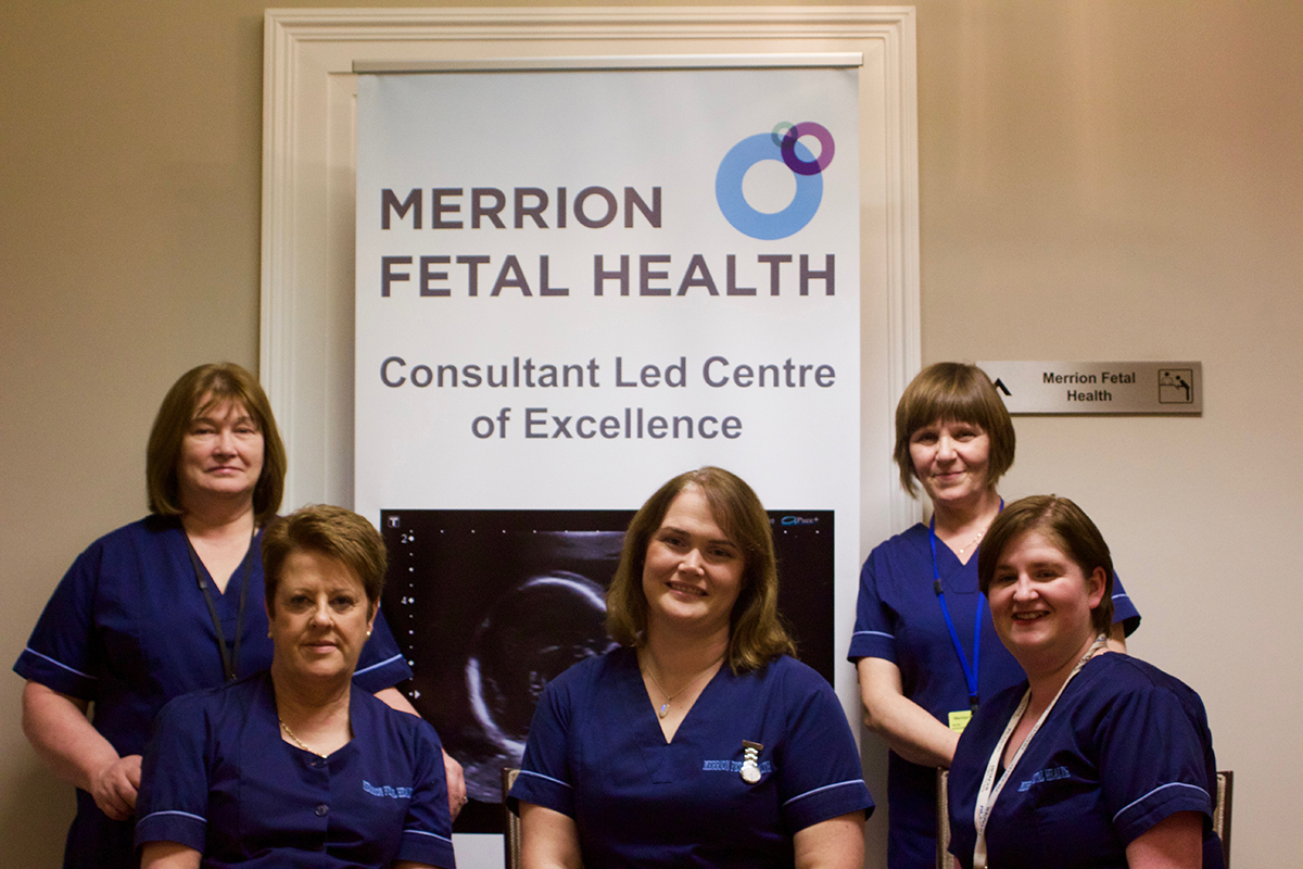 Merrion Fetal Health sonographer team-1