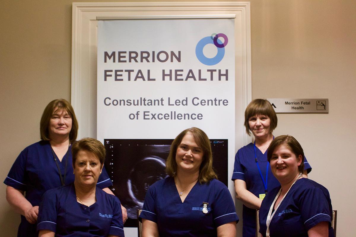 Merrion Fetal Health sonographer team-1