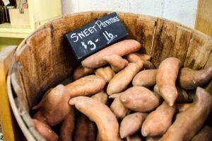 sweet-potatoes-pregnancy nutrition