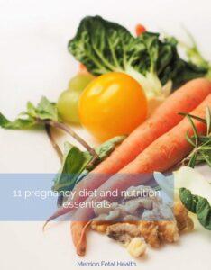11 pregnancy diet and nutrition essentials