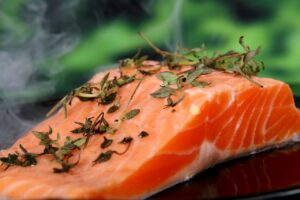 Pregnancy nutrition-fish and omega fats