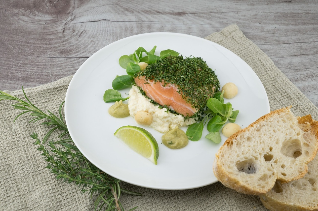 salmon pregnancy nutrition