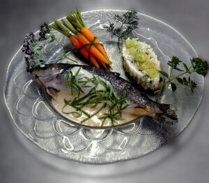 trout fish and omega fats pregnancy