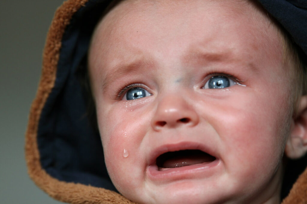 baby personality types sensitive baby