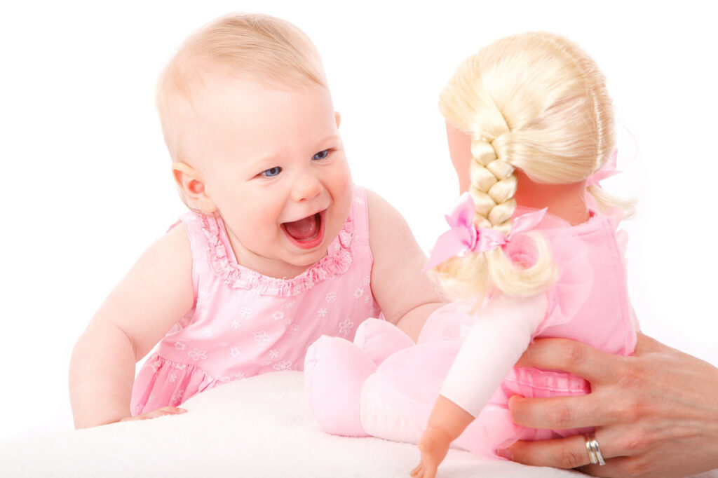 baby personality types social baby