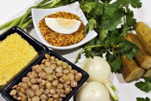 Phosphorus in pregnancy sources lentils