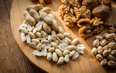 Nuts in pregnancy medical study discovers benefits for neurodevelopment
